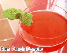 """Rum Punch Pomelo"""