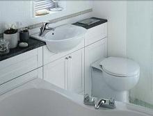 วิธีขจัดคราบบนกระเบื้องในห้องน้ำ