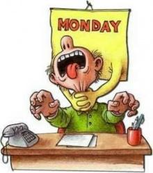 สร้างวันจันทร์ให้เป็นวันน่าทำงาน