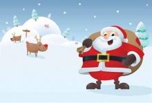 ♣ ทำลายจินตนาการเด็กกับทฤษฎีซานต้าคลอส ♣