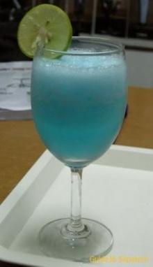 Blue Kamigaze