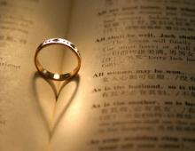 แหวนแต่งงาน...สัญลักษณ์แห่งรักอมตะ