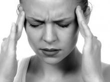 อาการ ปวดหัว