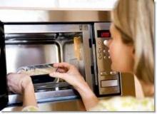 อุ่นอาหารสยบเชื้อโรคได้ผล