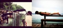 กระแส planking ในวัยรุ่นไทย