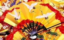 ญี่ปุ่นแห่ฮิตของเก่ายอดสั่งซื้อพัดโบราณลายวิจิตรพุ่งกระฉูด