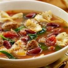 ซุปผักสไตล์อิตาเลี่ยน
