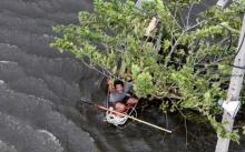 ภาพน้ำท่วมไทยปี 54 จากสื่อนอกสู่สายตาคนทั่วโลก [2]