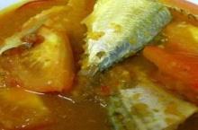 แกงส้มปลาทูสด