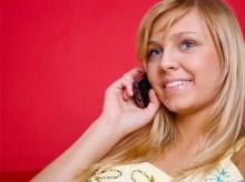 ทายนิสัย จากการรับโทรศัพท์