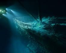 100 ปี ไททานิก ภาพประวัติศาสตร์จากก้นบึ้งแอตแลนติก ของอดีตเรือที่ไม่มีวันจม