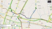 หลีกหนีรถติดง่ายๆ ด้วย Google Map