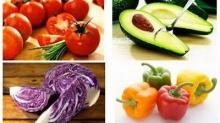 ผักผลไม้ 5 สี ของดีมีประโยชน์