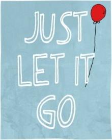 Just let it go : วางลง ก็เป็นสุข !!