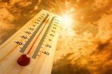 สิ่งที่วิตกไม่ใช่อากาศร้อนแต่ร้อนจากราคะ-โทสะ