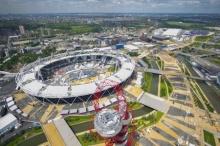 เผยภาพสนามกีฬาโอลิมปิก2012
