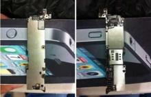 ภาพแผงวงจร iPhone 5 โผล่ว่อนเน็ต
