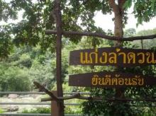 กุ้งเดินขบวน Unseen in Thailand มหัศจรรย์ธรรมชาติ อ.น้ำยืน