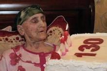 พบยายวัย132ปีตกสำรวจอายุยืนสุดในโลก