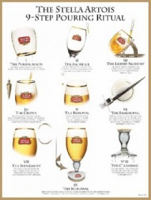 9 เทคนิค รินเบียร์ ให้อร่อยระดับโลก