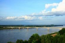 เสน่ห์แม่น้ำโขง ณ สะพานมิตรภาพไทย-ลาว หนองคาย