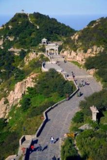 ภูเขาไท่ซาน ขุนเขาศักดิ์สิทธิ์แห่งประเทศจีน