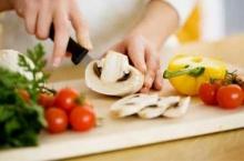 เรียนทำอาหาร ช่วยกระตุ้นให้เกิดการทานที่ดีต่อสุขภาพ