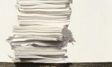 รู้หรือไม่ เราใช้กระดาษปีละเท่าไร