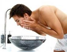 ล้างหน้า กิจวัตรประจำวันที่ผู้ชายไม่เคยทำถูกวิธี