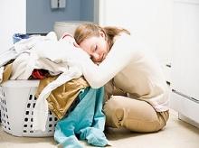วิธีซักผ้าเปื้อนหมากฝรั่ง