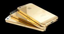 iPhone 5S จะมีสีทองกับความจุ 128GB