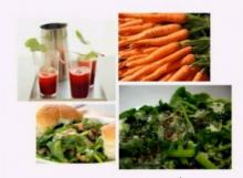 อาหารล้างพิษ เพื่อสุขภาพ