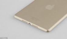 ภาพหลุดลือสะพัด ไอแพด 5 เอาด้วย ออกสีทอง-หลายสี เลียนไอโฟน5 เอส