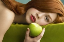 กินแอปเปิ้ล ลดไข้