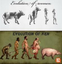 ผู้ชาย VS ผู้หญิง ความแตกต่างแบบฮาๆ