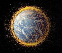 นักวิทย์หวั่นขยะอวกาศล้อมโลก ญี่ปุ่นจ่อส่งยานขึงตาข่ายแม่เหล็กเก็บกวาด