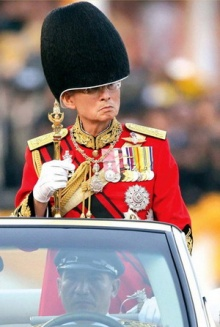 ธรรมของทหาร จากพระราชดำรัสของพระราชา
