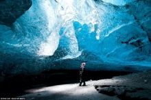 ฮือฮา ชมถ้ำน้ำแข็งงดงามตา แหล่งท่องเที่ยวมรดกแห่งชาติไอซ์แลนด์