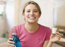 ใช้น้ำยาบ้วนปากบ่อยเสี่ยงเป็นโรคมะเร็ง