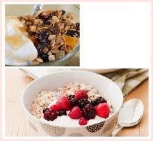 4 Easy Breakfast 4เมนูอาหารเช้าง่าย ๆ เพื่อสุขภาพ