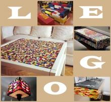 ไอเดียสุดเจ๋ง แต่งบ้านสวยด้วย LEGO!!