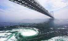 ทัวร์ วังน้ำวน อุซึชิโอะ ประเทศญี่ปุ่น น้ำวนที่ใหญ่อันดับสามของโลก