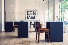 Eenmaal – Table-for-One Restaurant ร้านอาหารสำหรับกินคนเดียว