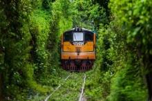 งดงาม! เผยภาพเส้นทางรถไฟไทยที่ยังไม่มีใครเคยสัมผัส