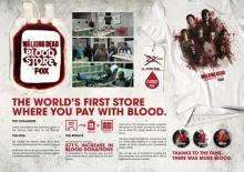 ช็อปปิ้งร้านนี้ ต้องจ่ายด้วย เลือด เท่านั้น!