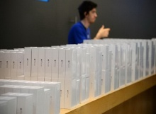 เก็บตกภาพบรรยากาศซื้อไอโฟน6 จากทั่วโลก