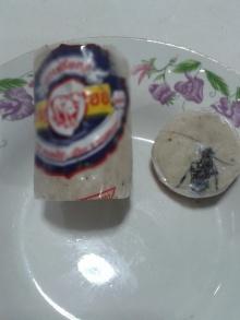 ชาวเน็ตแชร์ยับซื้อหมูยอแถม แมลงสาบ