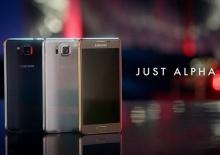 """Chic Trend ดีไซน์สุดว้าว มือถือคู่ใจชาวเนตไอดอล ตอบโจทย์ """"แบตนานและเมมเยอะ"""" ต้องรุ่นนี้ Samsung Galaxy Alpha"""
