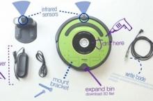 iRobot รุ่นล่าสุดดีไซน์สำหรับคนที่ชอบปรับโมดิฟายโดยเฉพาะ