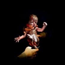 ภาพทารกแรกเกิด...เมื่อลืมตาดูโลกได้ไม่กี่วิฯ